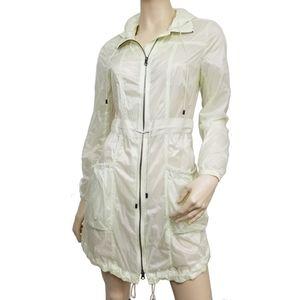 Free PeopleSheer Mint Rain Jacket